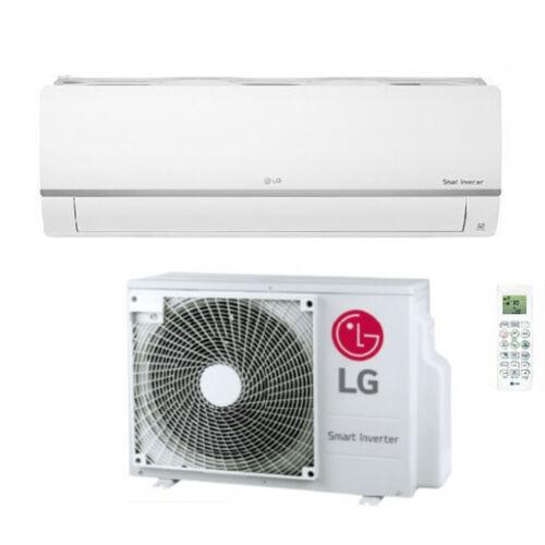 LG PC12SQ Silence plus dual inverteres split klíma